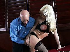Nadia Hilton cant wait to be ploughed by her hot Derrick Pierce