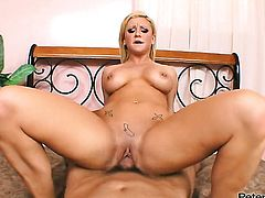 Cali Cassidy has some dirty fantasies to be fulfilled with guys rock solid meat pole in her mouth