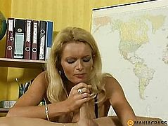 Her hot pussy fucked by a dick its