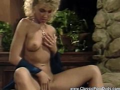 Hairy Classic MILF From The Seventies