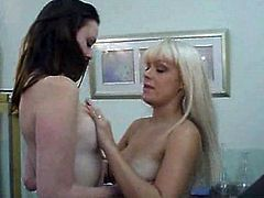 Lesbian Nurse taking advantage PT4 DMvideos