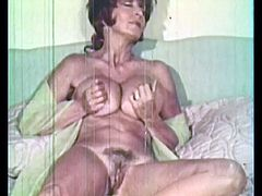 Candy Samples gets herself off