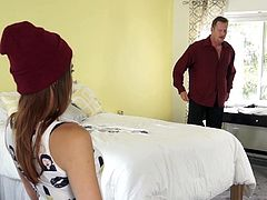 MyBabySittersClub - Caught The Babysitter Masturbating