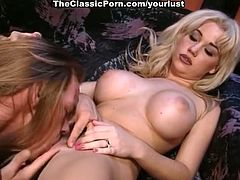 Super hot chicks from the past Brooke Waters, Kaitlyn Ashley, Kristy Myst in classic porn movie
