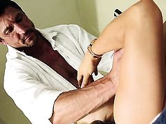 Cameron Dee has some dirty fantasies to be fulfilled with guys hard meat stick in her mouth