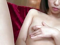 Time for action for insolent Asian doll Akina Sakura