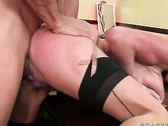 Ramon gets pleasure from fucking