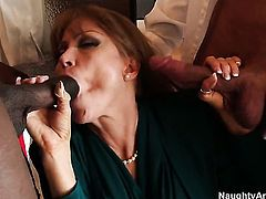 Darla Crane with round booty and clean bush loves getting her love hole slam fucked by Jon Jon