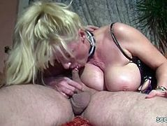 MILF Mother Seduce to Fuck by Neigbour in Germany