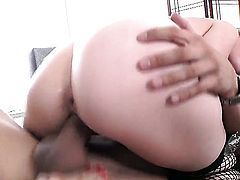 Mick Blue is horny and cant wait any longer to drill slutty Marie McCrays booty with his sturdy worm