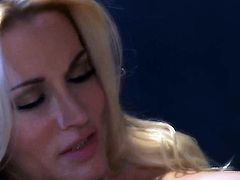 Jessica drake gets the mouth fuck of her dreams with hard cocked guy