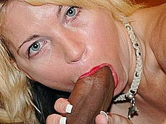 She can not live without the darksome Meat