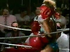 Boxing, Wrestling, Catfights, Retro