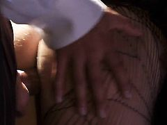 Kaylani Lei gets her mouth destroyed by hard cock