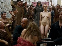 Lena Headey - Game of Thrones S05E10 (2015)