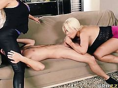 Logan Pierce makes Chica Nikki Benz scream and shout with his throbbing love torpedo in her love tunnel