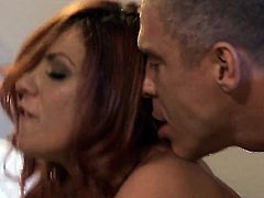 Kirsten Price gets her pretty face cum drenched on camera for your viewing enjoyment