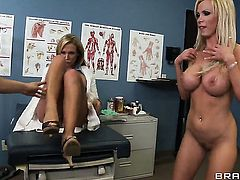 Johnny Sins loves horny as hell Nikki Benz  Nikki SexxS soaking wet muff pie and fucks her as hard as possible