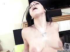 Talon cant resist sex obsessed Tori Luxs acttraction and fucks her like theres no tomorrow