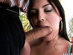 Brunette Jasmine Black with big booty fucks like theres no tomorrow in steamy action with hot fuck buddy