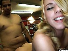 Brunette breathtaker Lexi Belle is ready to spend hours touching Luscious Lopezs honeypot non-stop