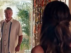 Aubrey Plaza - Dirty Grandpa trailer highlights
