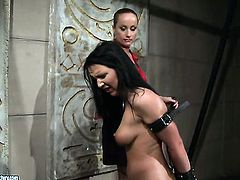 Mature Chanel looks for a chance to get orgasm after pussy munching with Katy Parker