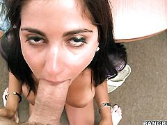 Exotic Persia Blue with big booty loves her fuck buddy in this hardcore action