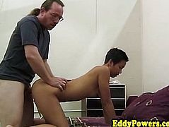 Vintage amateur porno with cumlicking asian