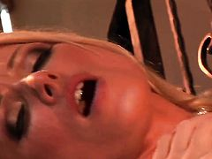 Riley Evans and Diana Doll stars in hot lesbian action