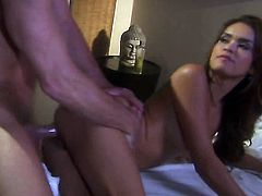 Daisy Marie is so wet and so horny after tugjob