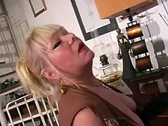 french mature femdom and young foot slave