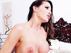 Kortney Kane likes to lick balls