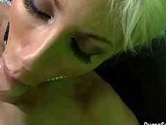 Euro Cock Sucker Puma Swede Gives BJ!
