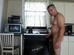 nakedguy1965 Country Cook'en Kitchen.