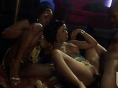 Cassidy Clay and horny dude enjoy interracial fuck session they wont soon forget