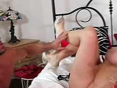 Holly Heart Huge Tittied Milf