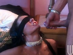 Alektra Blue has oral experience of her lifetime with hot dude