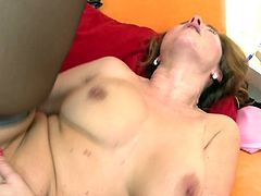 Amazing mature not mother fucks her young lover