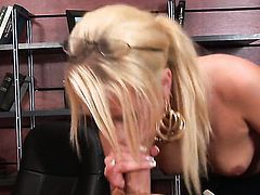 Carla Cox is on the way to orgasm with her fingers in her snatch