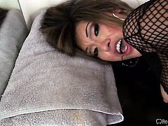 Rocco Siffredi wants to bang mouth-watering Jayden Lees juicy mouth forever after anal sex