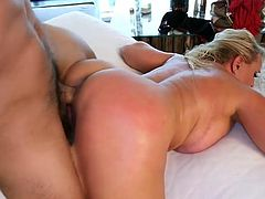 Busty Milf Take Big Cock In The Pussy