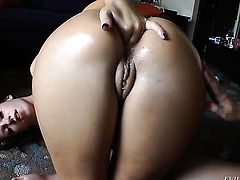Huge ass lesbians are having fun