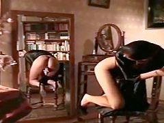 Angelica Bella Vintage French Group Sex