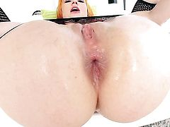 Mike Adriano is ready to make ultra hot Proxy Paiges every anal dream a reality after she takes it deep in her mouth