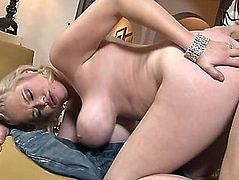 Jaw dropping blond hoe Katie Kox receives nailed well