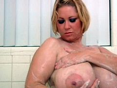 Samantha 38G   Shower