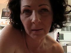 Rocco Siffredi cant resist magically sexy Anna Ns attraction and drills her mouth like theres no tomorrow