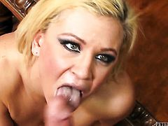 Cali Cassidy gets seriously dicked