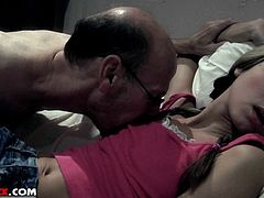 Gina Gerson and old man